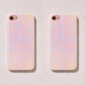 Understated Leather After Party iPhone 7 Case